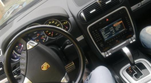Porsche Cayenne TURBO 450 PS